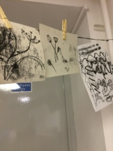 Gwendraeth Arts Lab Print Workshop March 2019