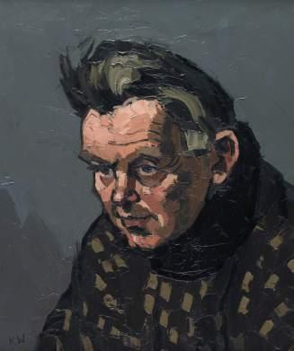 Williams, Kyffin; Charles Evans; Llyfrgell Genedlaethol Cymru / The National Library of Wales; http://www.artuk.org/artworks/charles-evans-121285