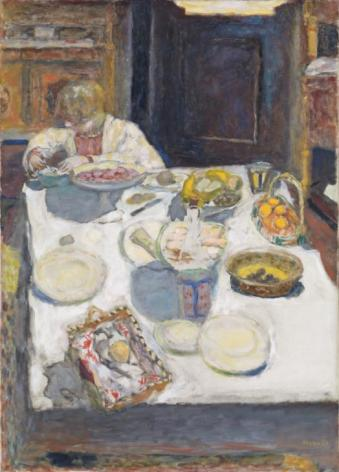 The Table 1925 Pierre Bonnard 1867-1947 Presented by the Courtauld Fund Trustees 1926 http://www.tate.org.uk/art/work/N04134