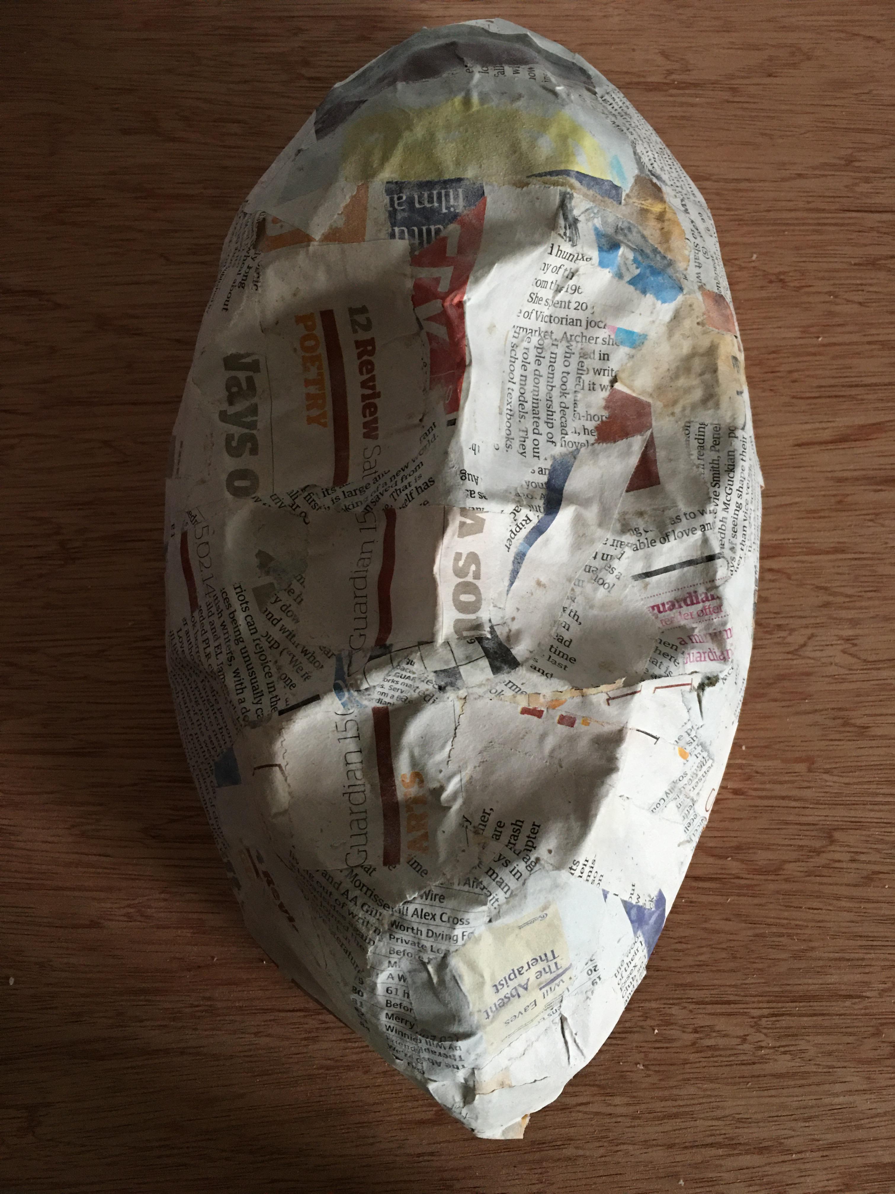Mask Making with Artist Roz Moreton